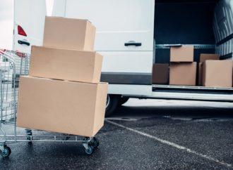 Wygodny transport paczek i ładunków