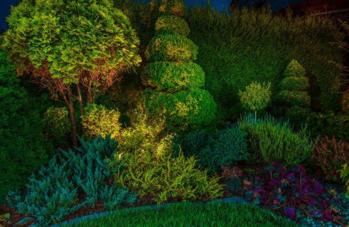 Jak wykorzystać możliwości, które stwarza oświetlenie ogrodowe?